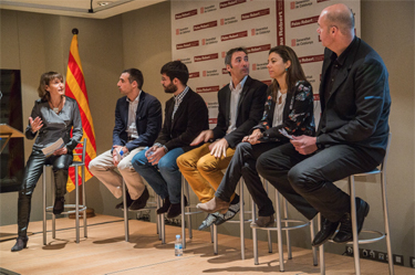 Dívik Speakering Presentació Start-Up Catalonia